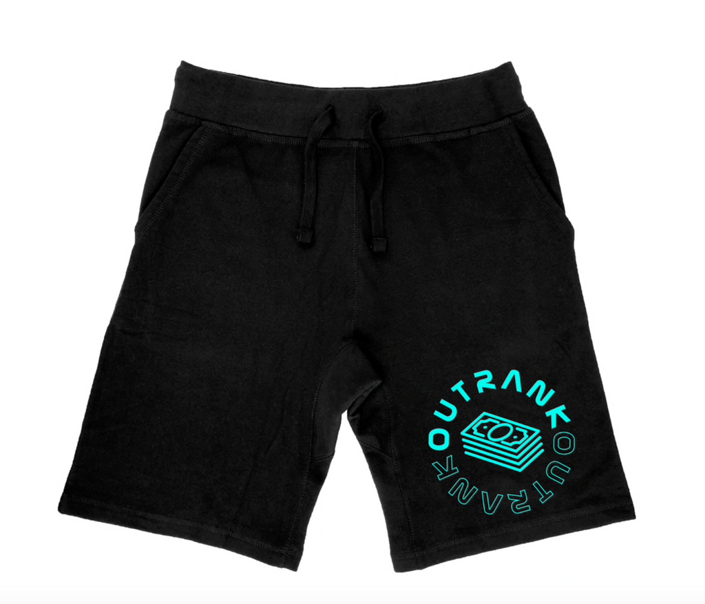 Outrank Island Green Shorts