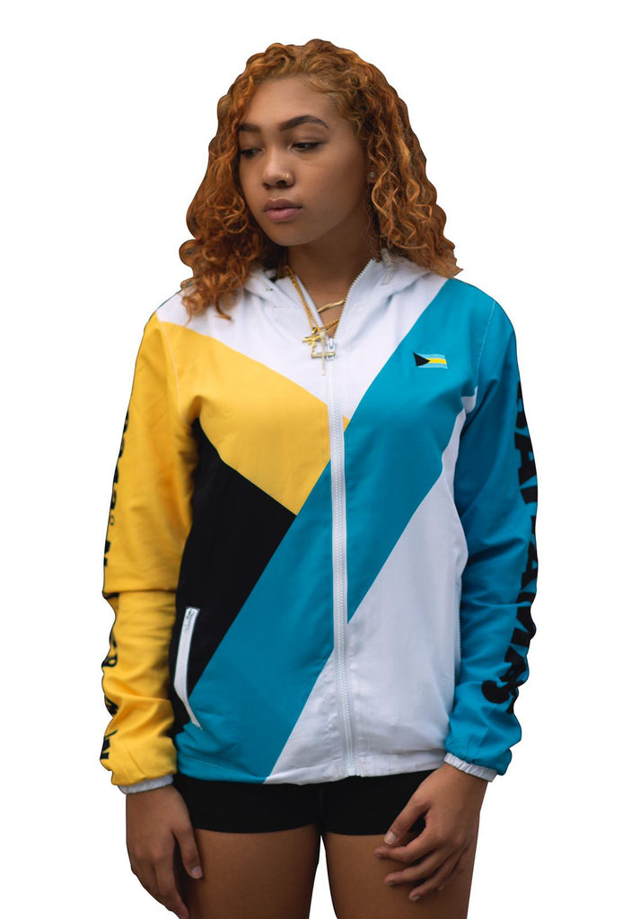 Bahamaland Nautical Windbreaker