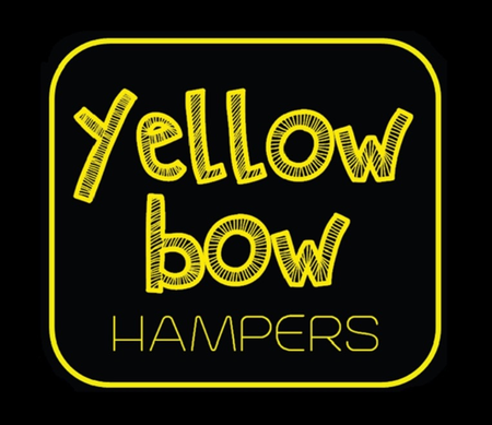 Yellow Bow Hampers