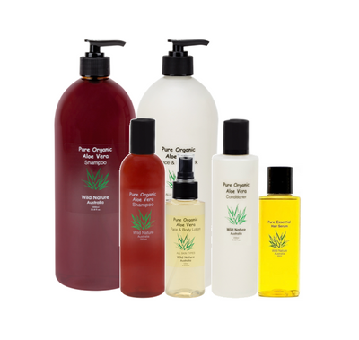 Essential Organic Hair Botanicals