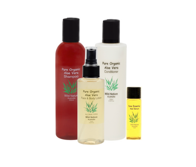 🍃Organic Hair Botanicals ~ refill & save