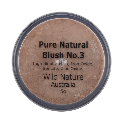Blush No. 3 Soft Peach  (5g)