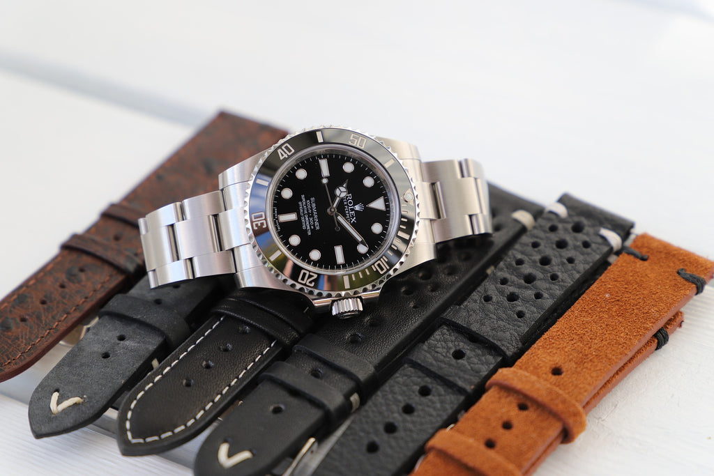 Rolex Submariner Stainless Steel with straps