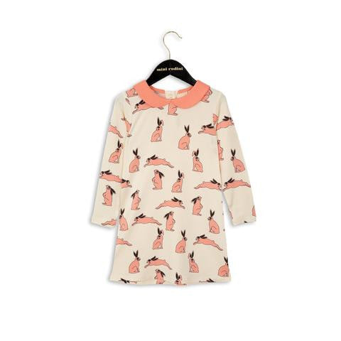 Mini Rodini - Robe - Rabbit Multi