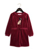 Mini Rodini - Robe - Rabbit Velour