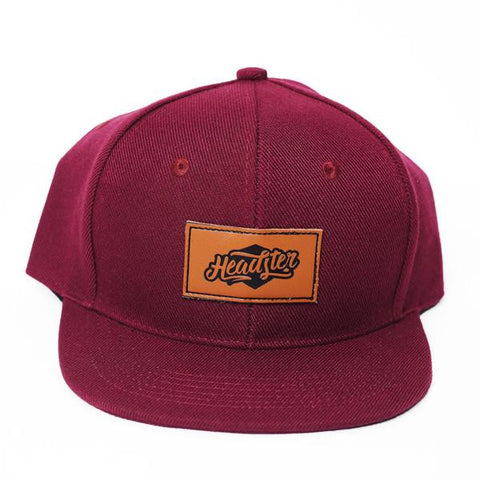 Headster Kids - Casquette - Burgundy