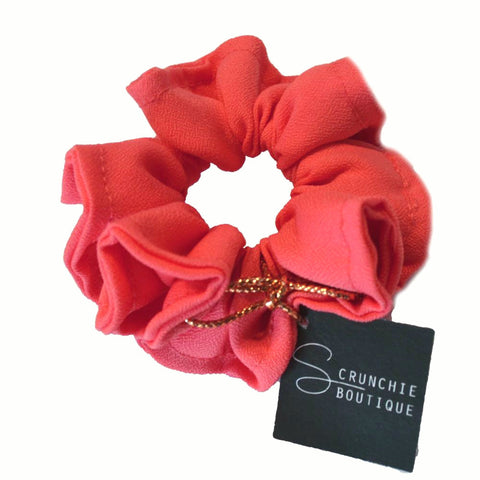 Scrunchie - Élastique - Pomegranate