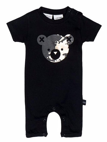Hux Baby - Romper - Splash Bear