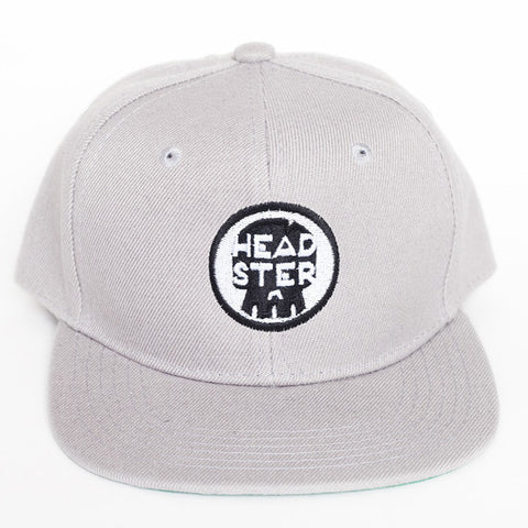 Headster Kids - Casquette - Grise