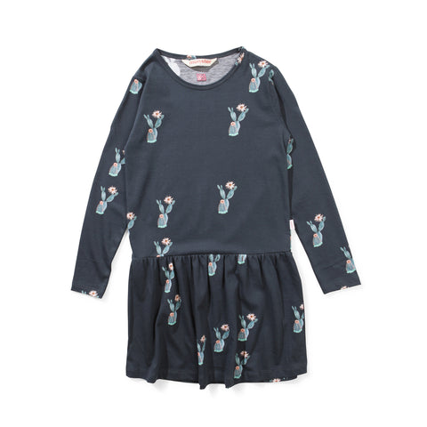 Munster Kids - Ouch Dress - Soft Black