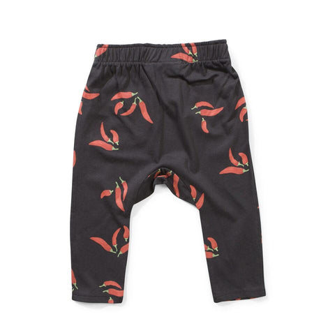 Munster kids - Red hot tee - Black - Pantalon