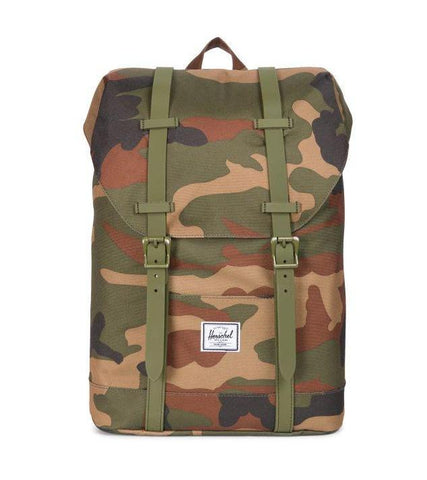 Herschel - Sac à dos Retreat Youth - Camo