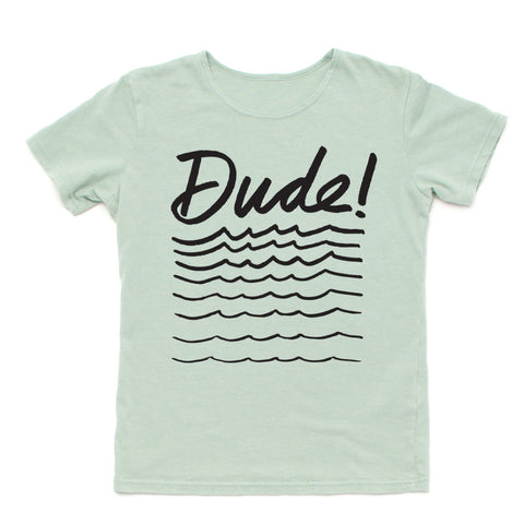 Kira Kids - T-Shirt - Dude