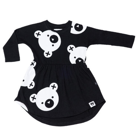 Hux Baby - Dress - Big Falling Bears