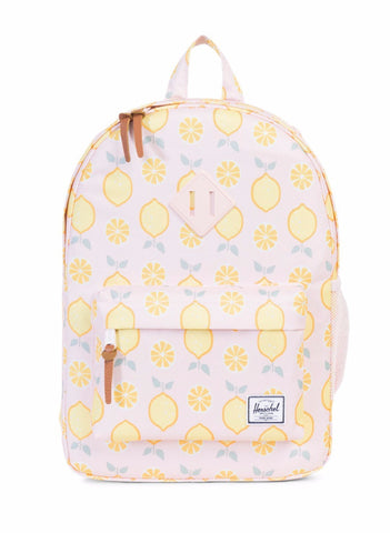 Herschel - Sac à dos Heritage Youth - Lemon drop