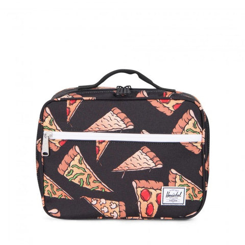 Herschel - Boîte à lunch - Black Pizza