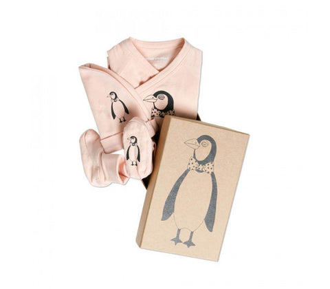Penguin Baby Kit Abricot - Mini Rodini