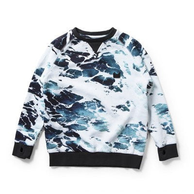 Munster kids - Sweatshirt - White Water
