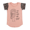 Rags to Raches - T-Shirt - Owl
