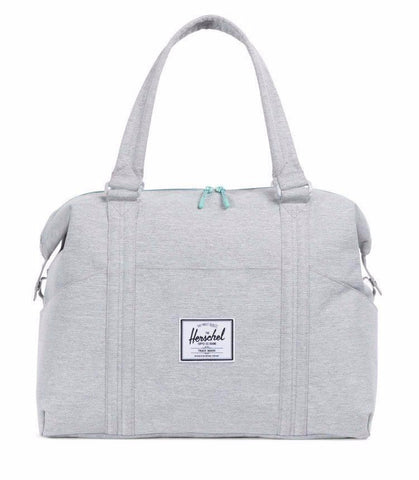 Herschel - Sac à couche - Light Grey Crosshatch/Lucite Green