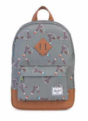 Herschel - Sac à dos Heritage Kids - Sticks and stones