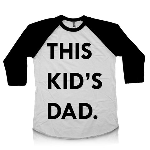 This Kid's - T-shirt - Dad