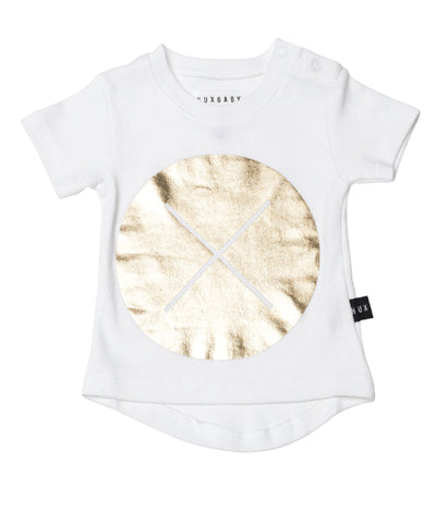Hux Baby - T-Shirt - Cercle Gold