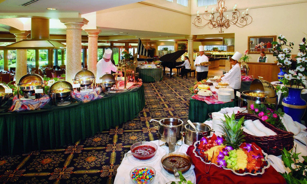 Holiday Buffet for Two | Mission Inn Resort and Club