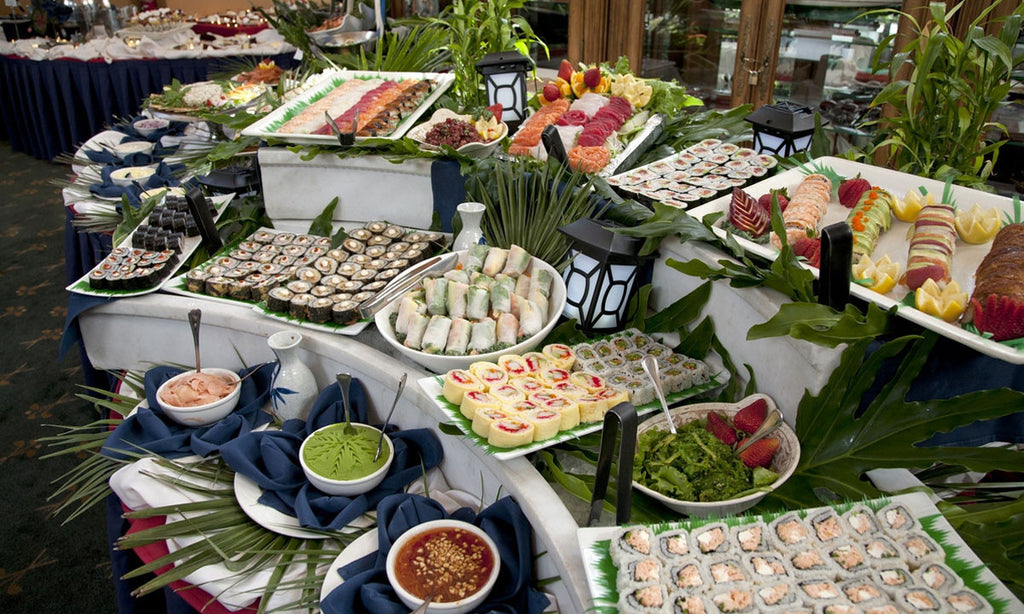 Sushi Bar Buffet | Mission Inn Resort and Club