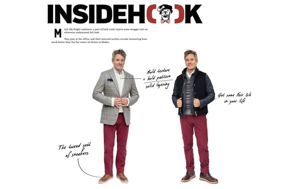 INSIDEHOOK: FALL STYLE ISSUE 2014