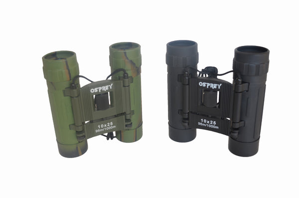 10x25 Binoculars - Optics Armory