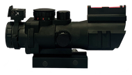 Compact 4x32 MOA - Optics Armory