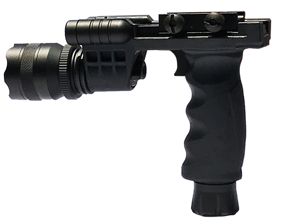 Battlegrip Laser Flashlight Combo