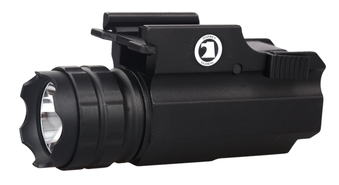 Pistol Tactical Flashlight - Optics Armory