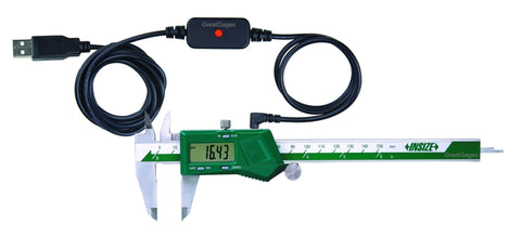 INSIZE Digital Caliper to PC Interface Packages