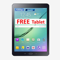 Fowler Bluetooth Tablet