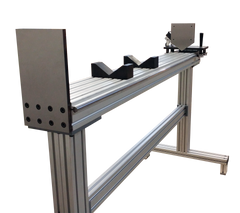MMVB Digital Length Gage with Stand