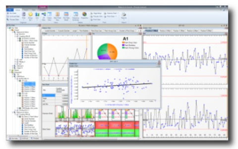 Mitutoyo MeasurLink SPC Process Analyzer PRO