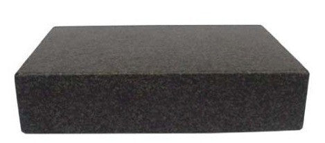 08x12x2 Granite Surface Plate AA Grade, 0 Ledges