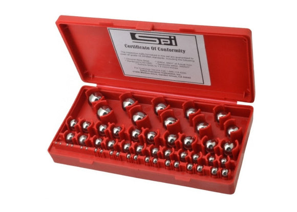 10-193-1 Precision Inspection Gage Ball Set - Inches