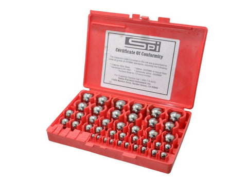 10-194-9 Precision Inspection Gage Ball Set - Metric