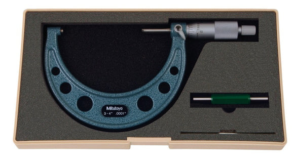 103-218 Mitutoyo Outside Micrometer 3-4