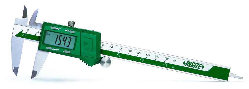 "1102-150 Insize Digital Caliper 6"" with Fractions"