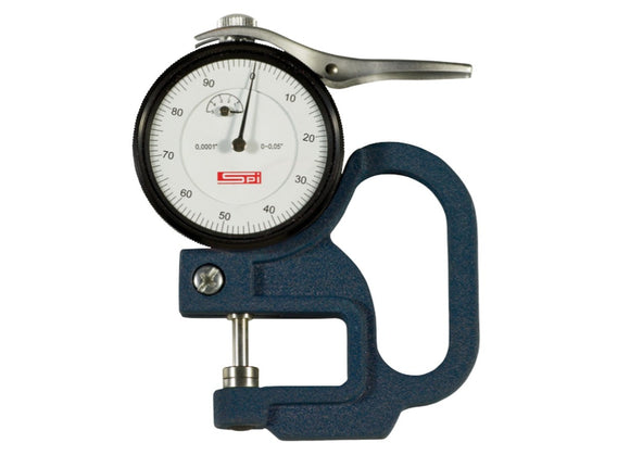 13-151-6 Dial Thickness Gage .5