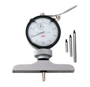 "20-157-4 Dial Depth Gage 4"" Range, 4"" Base"