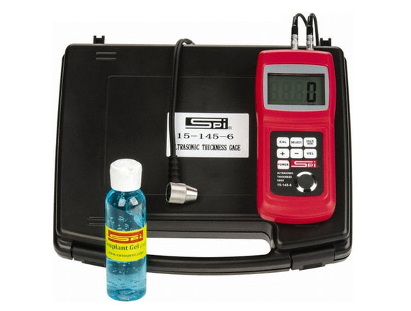 15-145-6 Ultrasonic Thickness Gage