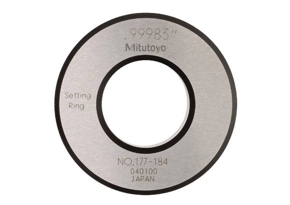 177-184 Mitutoyo Setting Ring 1