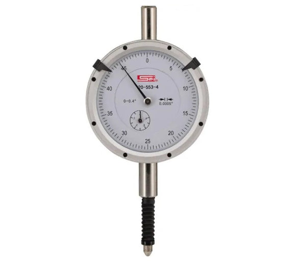 20-553-4 SPI Dial Indicator IP54 Rated .4
