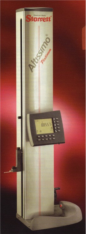 Starrett Altissimo Electronic Height Gage