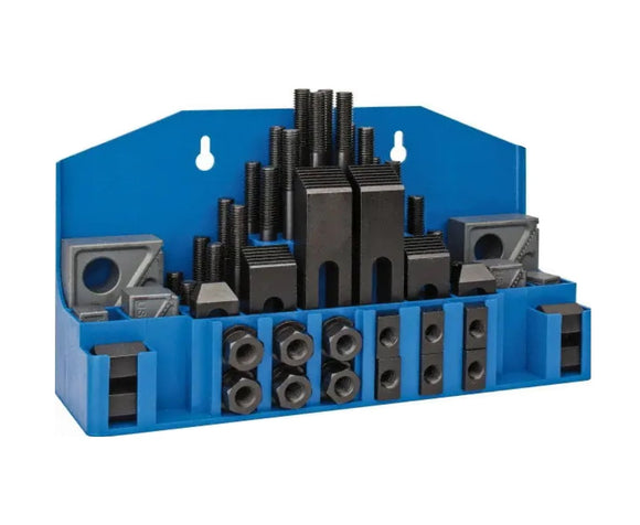 0694487 Fixturing Step Block & Clamp Set